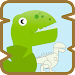 Dino Puzzle - free Jigsaw puzzle game for Kids icon