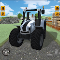 Tractor Farming Simulator 2019 - Farm Paradise icon
