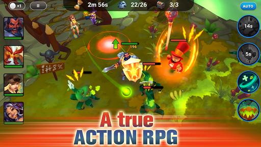 Summon Age: Heroes screenshots 1