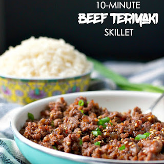Ground Beef Teriyaki Recipes