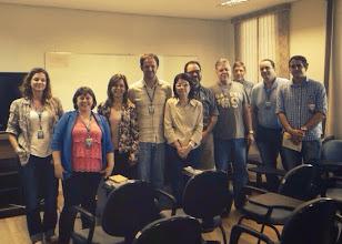 Photo: Funcionários da CPRM participam da palestra