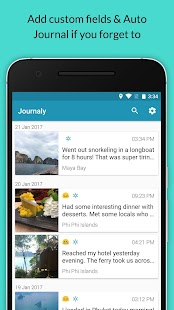 Journaly - Journaling Diary- screenshot thumbnail