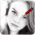 Pencil Photo Sketch Effect icon