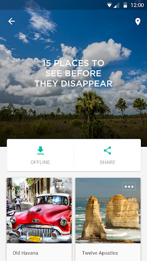 minube: travel planner & guide ss3