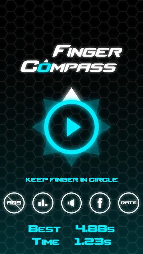 Finger Compass