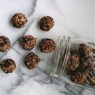 Chocolate Cherry Larabar Bites.