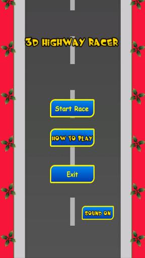 3D Highway Racer