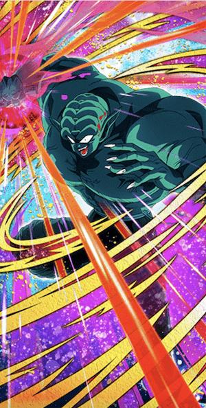 破壊と復讐の鬼・スーパーガーリックJr.