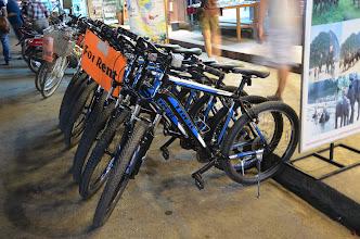 Photo: จักรยานเช่าที่นี่ TREK เชียวนะ มีแต่ยี่ห้อทั้งนั้น