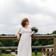 Wedding photographer Elvira Evtekhova (evtehova). Photo of 28.08.2017