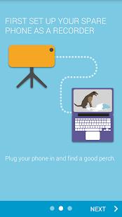 Perch - Simple Home Monitoring Screenshot 2
