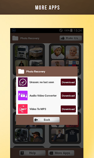 Deleted Photo Recovery 1.0.5 screenshots 5
