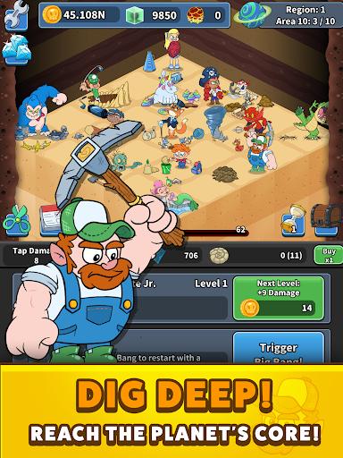 Tap Tap Dig 2: Idle Mine Sim screenshots 10