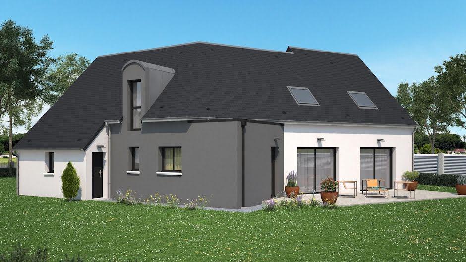 Vente maison 4 pièces 164 m² à Nouzilly (37380), 263 116 €