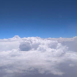 by Ashwathi Madhavan - Landscapes Cloud Formations (  )