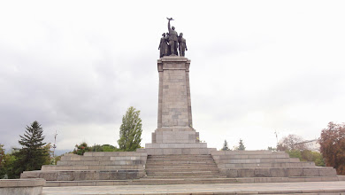 Photo: Monument à l'armée rouge