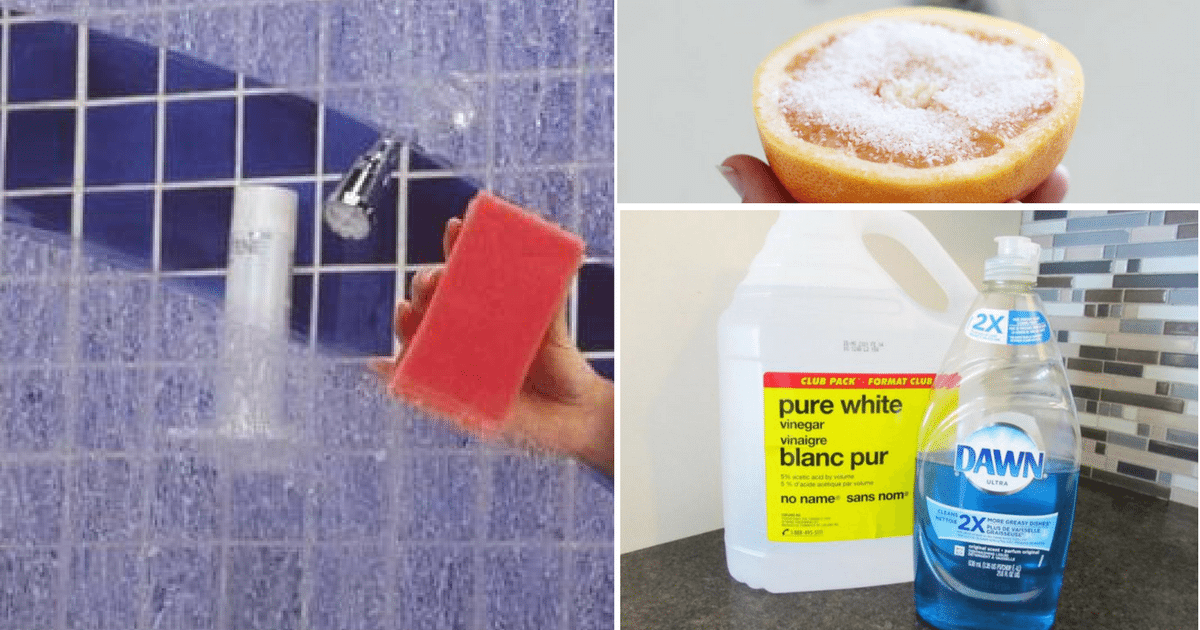 8 Easy Ways To Clean Soap Scum In Bathroom