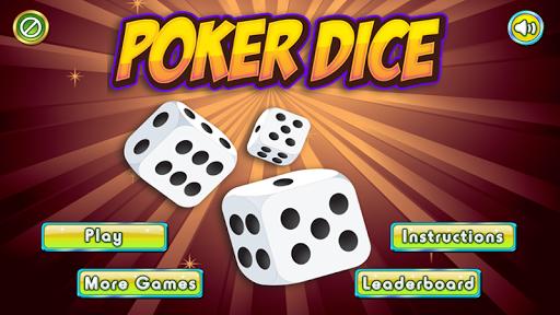 Poker Dice - 5 Dice Yatzy Free