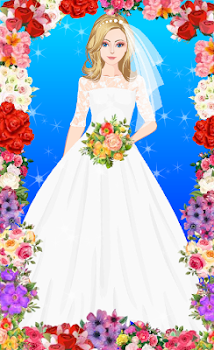 Wedding Salon - Bride Princess