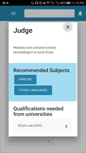 Gradesmatch App screenshot 8