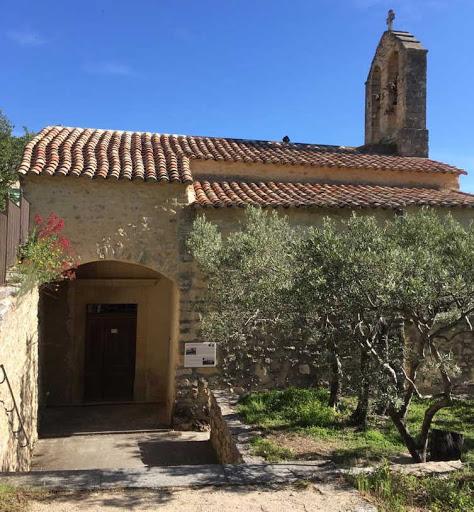 photo de église de Suzette