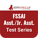 Download FSSAI ASST./JR. ASST. (Grade 1): Online Mock Tests For PC Windows and Mac