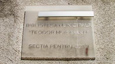 "Photo: Biblioteca ""Teodor Murasanu"" - Filiala pentru copii - 2013.09.02"