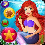 Bubble Dash: Mermaid Adventure Icon