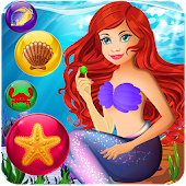 Bubble Dash: Mermaid Adventure