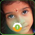 Innocent Girl Look Wall & Lock icon