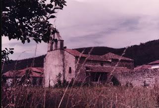 Photo: la iglesia hacia 1940