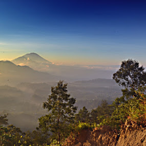 by Agus Mahaputra - Landscapes Mountains & Hills
