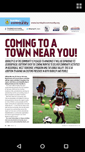 Burnley FC Programmes screenshot 4