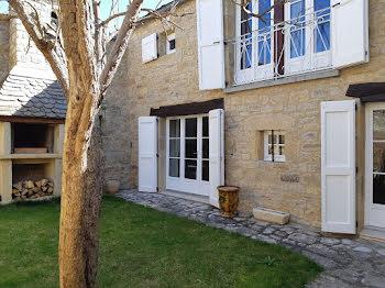 maison à Montrodat (48)