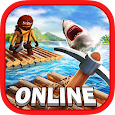 Survival on Raft Online War icon