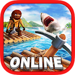 Survival on Raft Online War