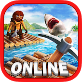 Survival on Raft Online War