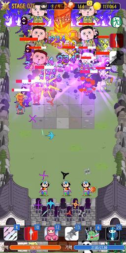 NINJA SHURIKEN - Legend Defense screenshot 6