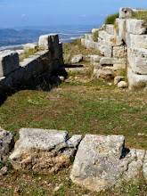 Photo: Byllis, Southern City Gate next to the Theatre, ca 370 BC