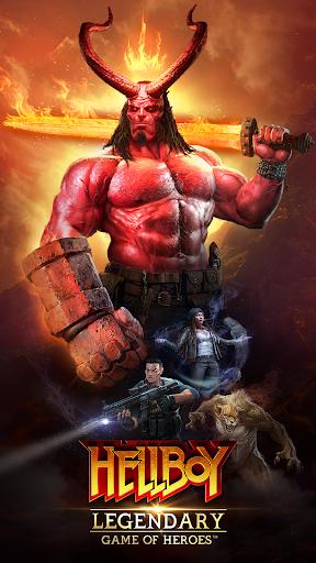 Legendary: Game of Heroes  captures d'écran 1