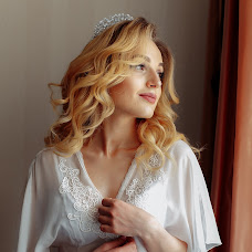Wedding photographer Yana Krutikova (IanaKrutikova). Photo of 09.07.2018