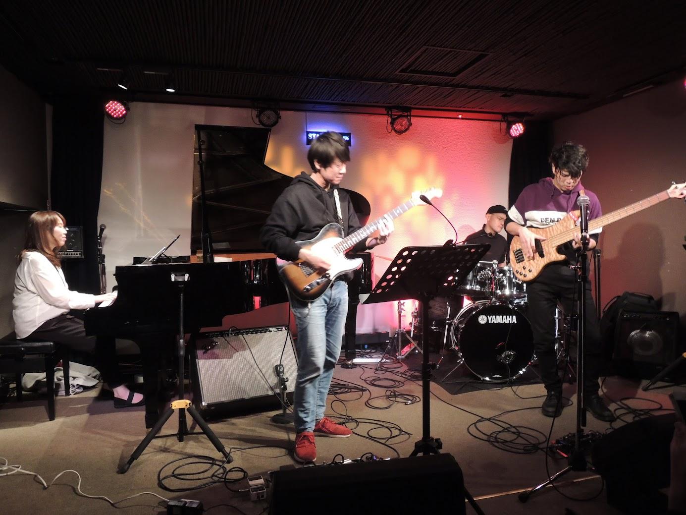 Kanamori (pf), Junk Trio