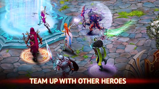 Guild of Heroes Mod Apk 1.121.2 (MENU MOD + GOD MODE + NO SKILL CD) 5