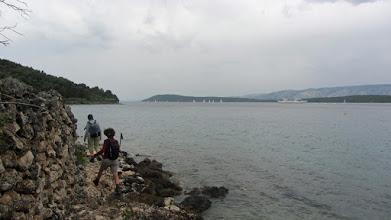 Photo: De lange baai van Stari Grad