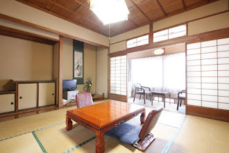 Photo: 志賀の間 通常 地デジ化2 room shiga no ma