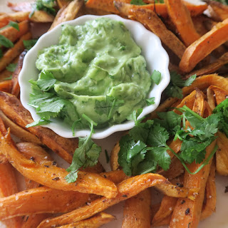 Healthy Sweet Potato Fry Dip Recipes