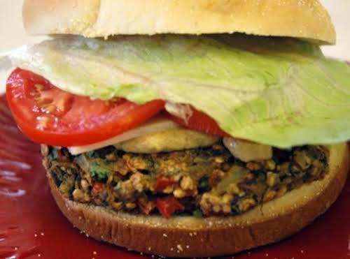 "Vegan Black Bean Veggie Burgers ""I served your burger to 6 non-vegetarians..."