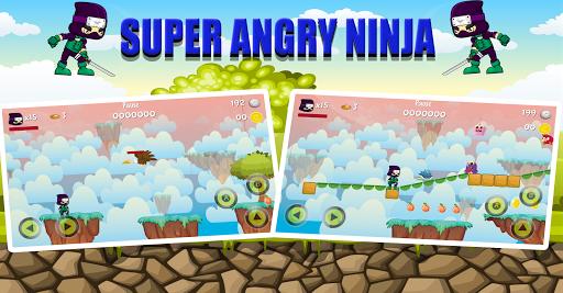 بطل النينجا الغاضب - super angry ninja image | 7