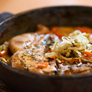 Chicken Vegetable Casserole.