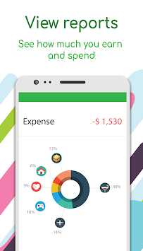 Rahaa Lover - Money Manager APK screenshot thumbnail 4